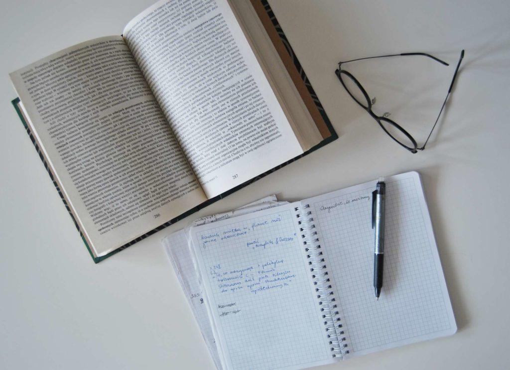 Temat publikacji naukowej