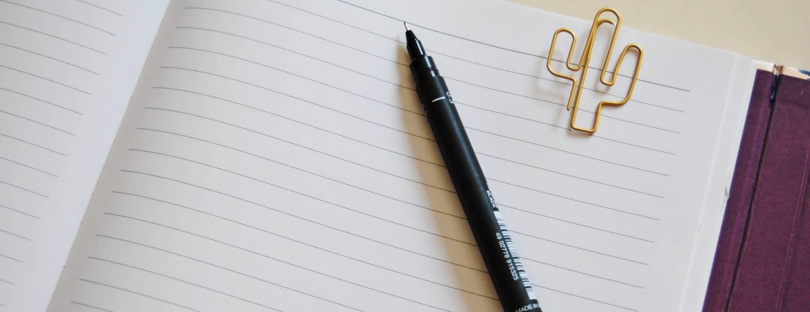Pisarnia - Cieszę się, że tu jesteś